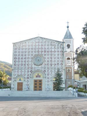 Santuario del Volto Santo